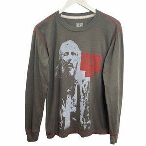 The Walking Dead Thermal Graphic Logo Shirt